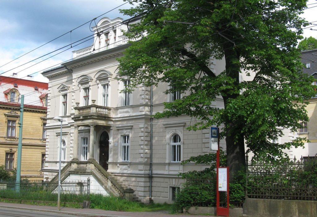 LENAM s.r.o., Masarykova ulice, Liberec